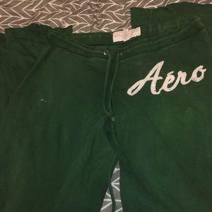 Aeropostale sweatpants size medium